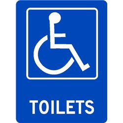 ACCESIBLE DISABLED TOILETS