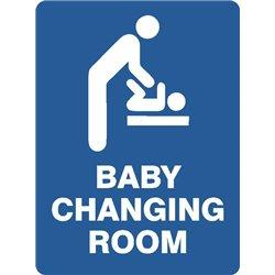 BATHROOM BABY CHANGING ROOM