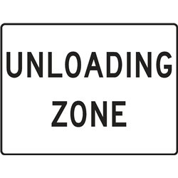 GENERAL UNLOADING ZONE