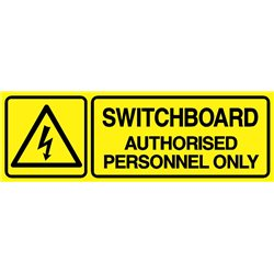 ELECTRICAL SWITCHBOARD APO