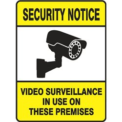 SECURITY VIDEO SURVEILLANCE IN USE PREMISES