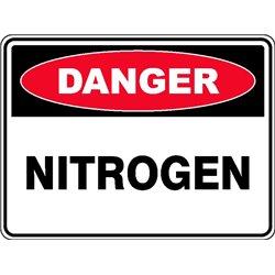 DANGER NITROGEN
